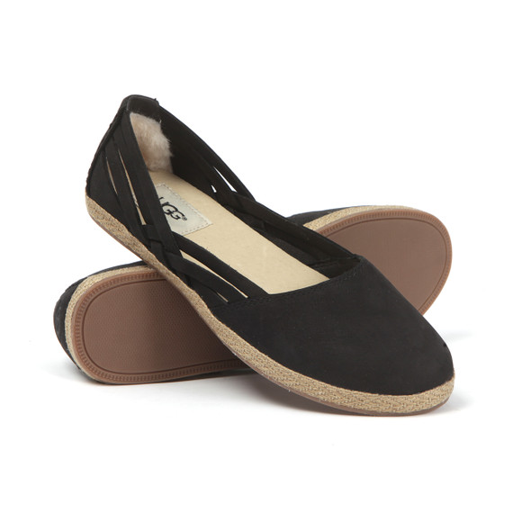 Ugg Womens Black Tippie Shoe main image