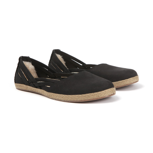 Ugg Womens Black Tippie Shoe main image