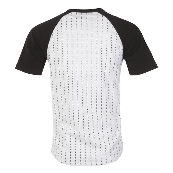 Carhartt Mens White Heart Stripes T Shirt main image