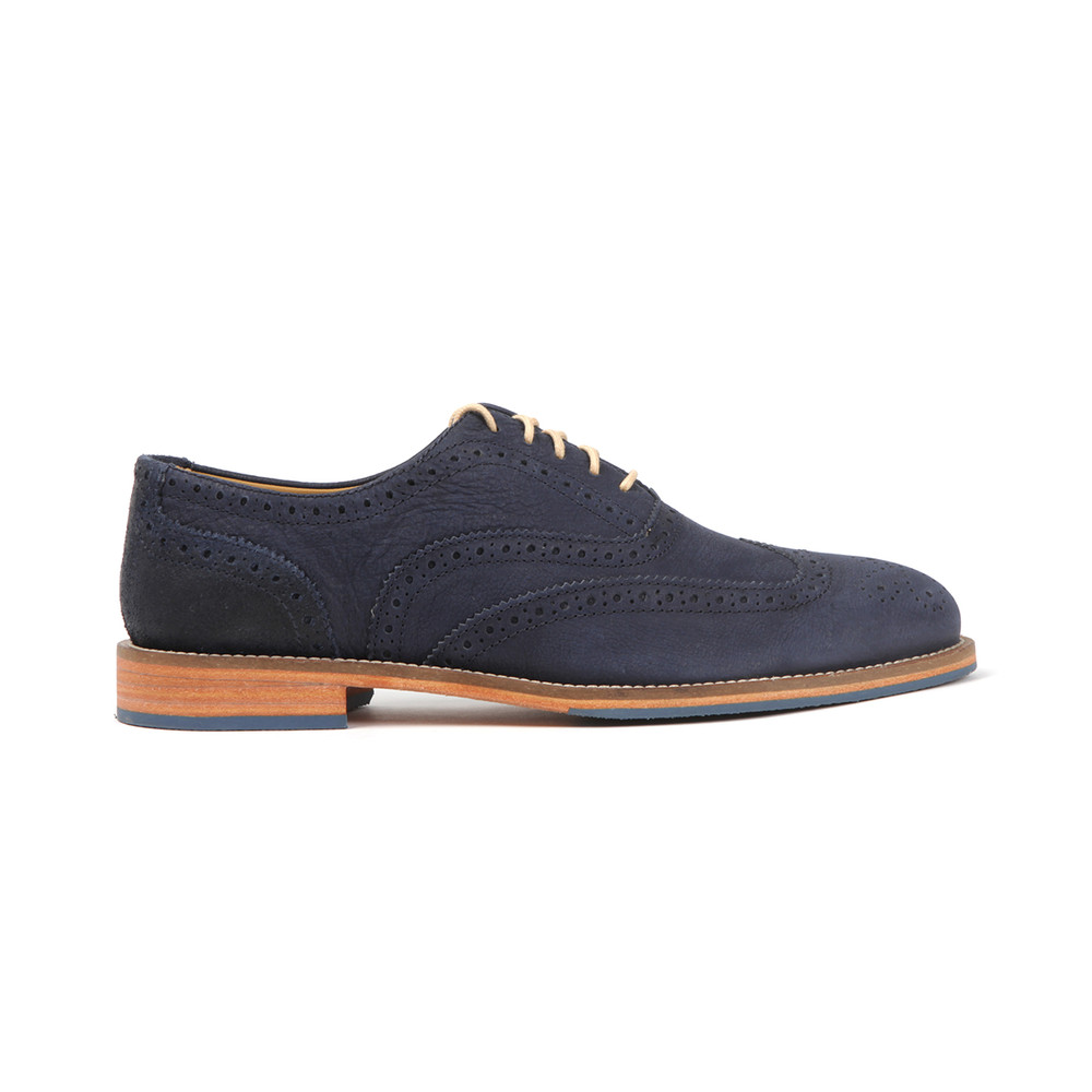 b855e4460b9ece J Shoes Mens Blue Charlie Shoe main image. Loading zoom
