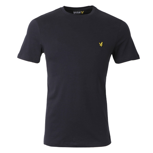Lyle and Scott Mens Blue S/S T-Shirt main image