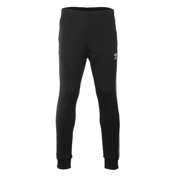 Adidas Originals Mens Black SST Cuffed Track Pant main image