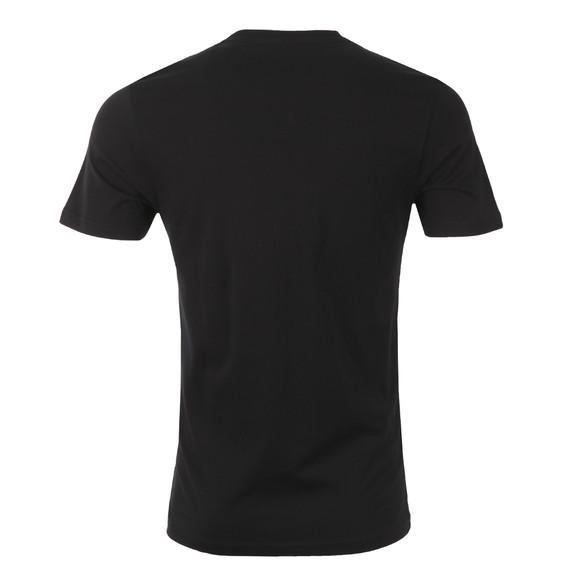 Lyle and Scott Mens Black S/S T-Shirt main image