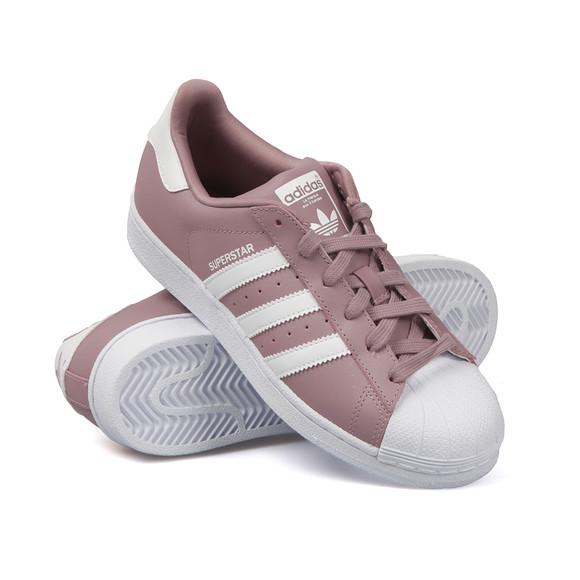 Adidas Superstar Purple