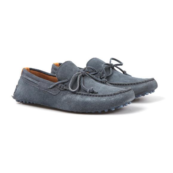 J Shoes Mens Blue Cam Driving Shoe  main image