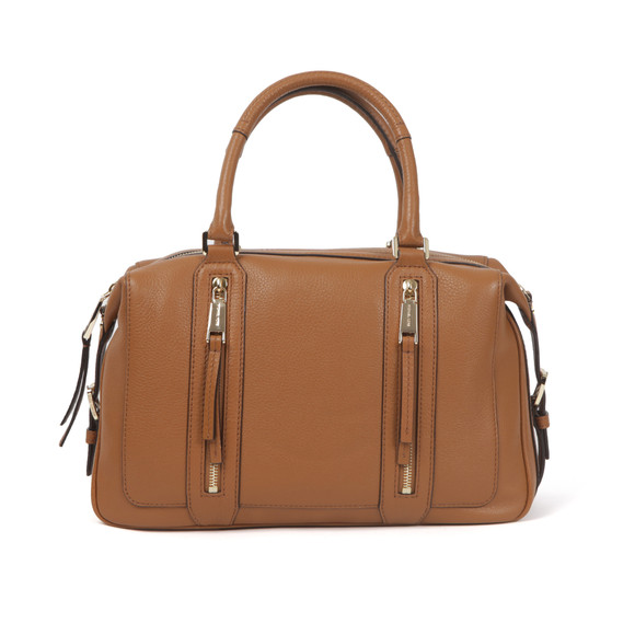 Michael Kors Womens Brown Julia Large Satchel main image