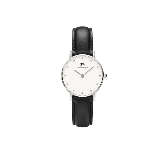 Daniel Wellington Unisex Silver Classy Sheffield 26mm Watch main image