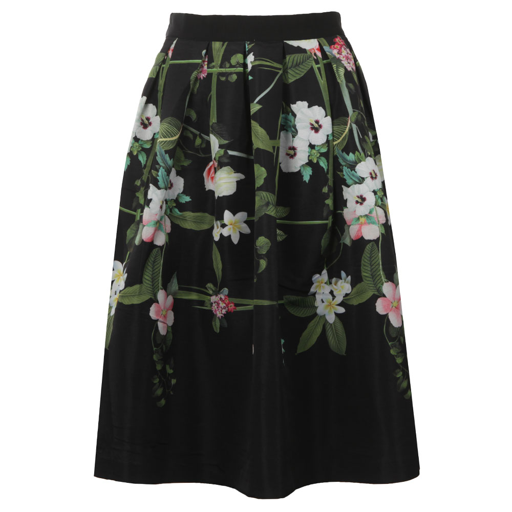 Emmalin Secret Trellis Midi Full Skirt main image
