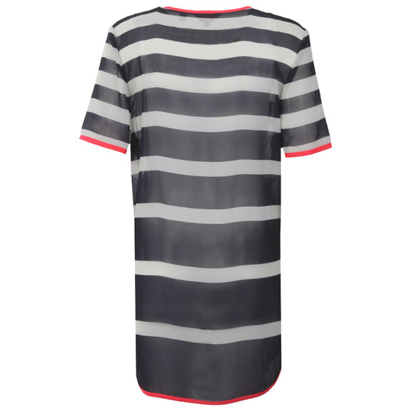 Ted Baker Womens Blue Ciranoa Stripe Cover Up main image