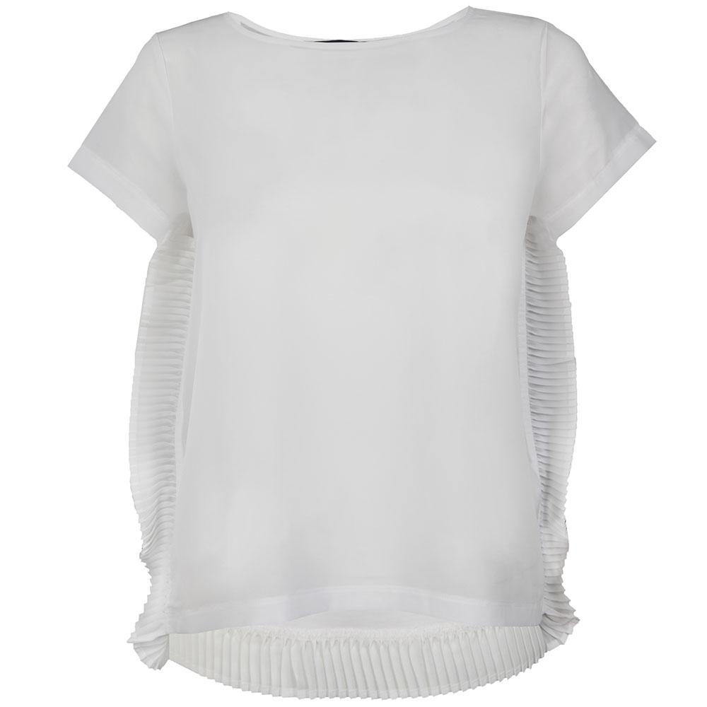 Polly Plains Frill T Shirt main image