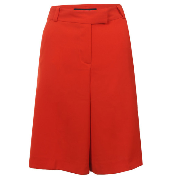 French Connection Womens Red Freya Jersey Culotte main image