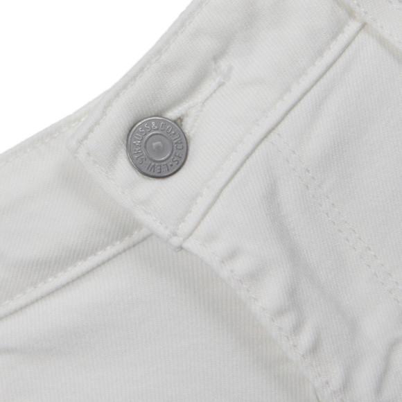 Levi's Womens White 711  Skinny Jean main image