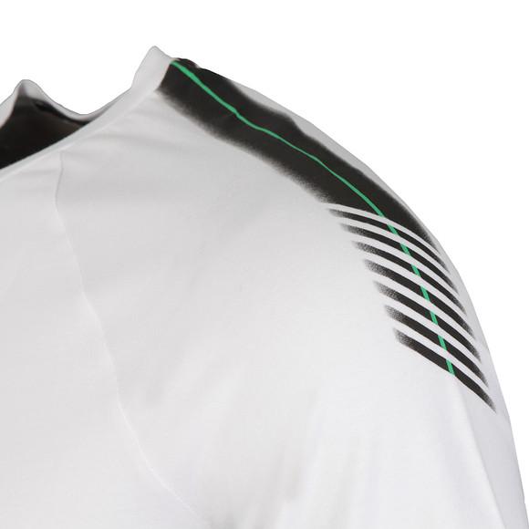 EA7 Emporio Armani Mens White Train Evolution T Shirt main image