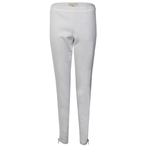 Michael Kors Womens White Skinny Trouser main image