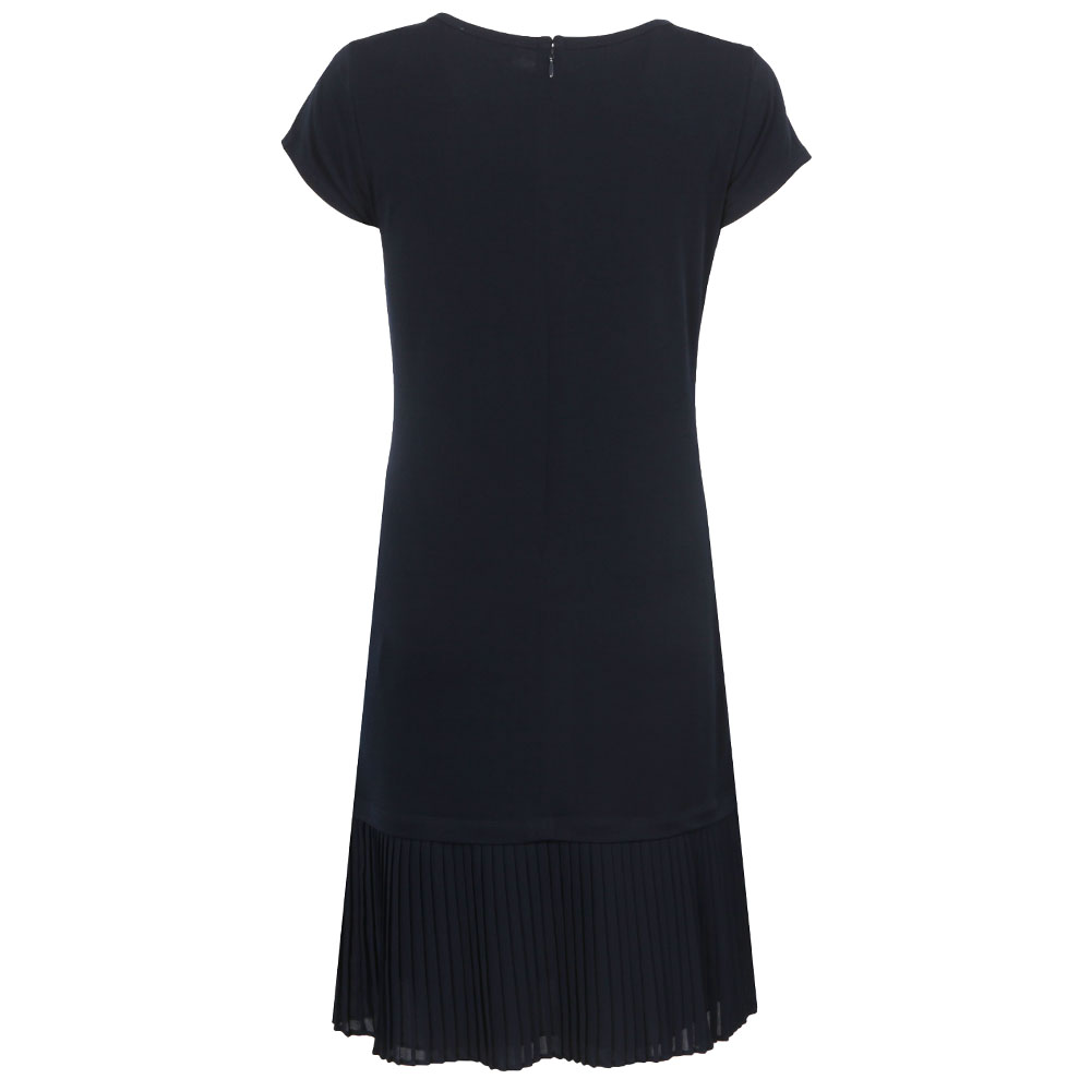 Pleat Hem Dress main image