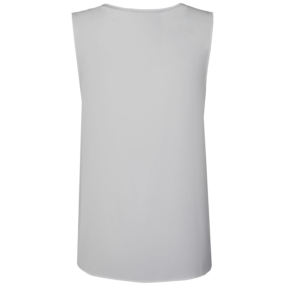 Sleeveless V Neck Tank Top main image