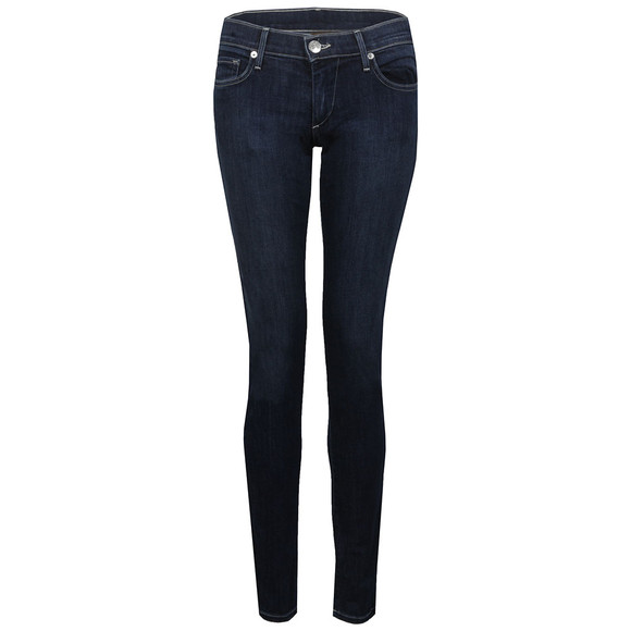 True Religion Womens Blue Stella Skinny Jean main image