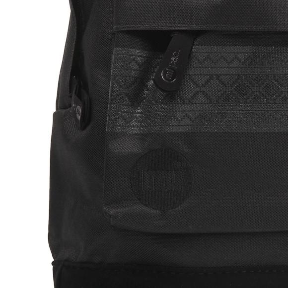 Mi Pac Unisex Black Nordic Pocket Print Backpack main image