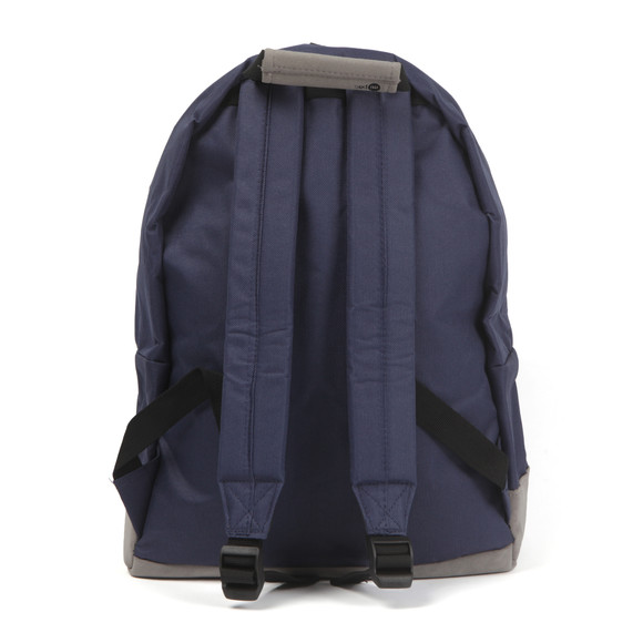 Mi Pac Unisex Blue Nordic Pocket Print Backpack main image