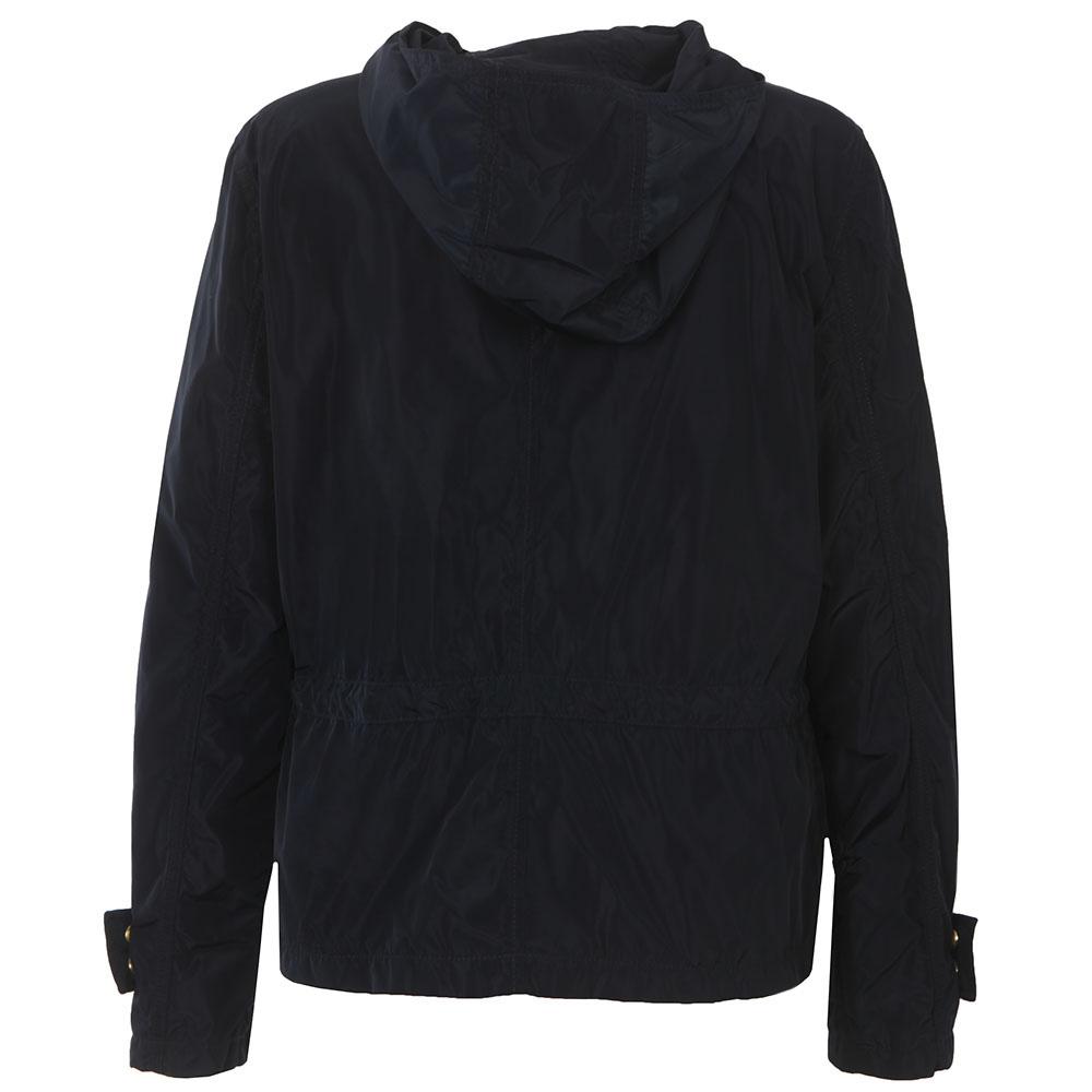 Cropped Nylon Jacket main image