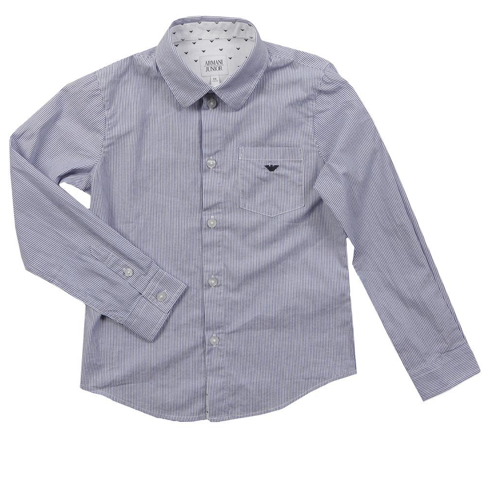 Cxc08 Stripe Shirt