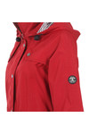 Barbour Lifestyle Womens Red Trevose Jacket