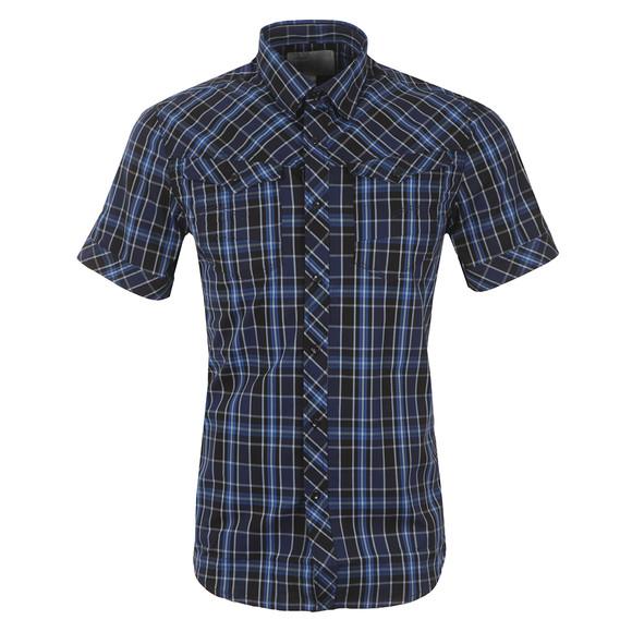G-Star Mens Multicoloured Arc 3D Short Sleeve Shirt main image