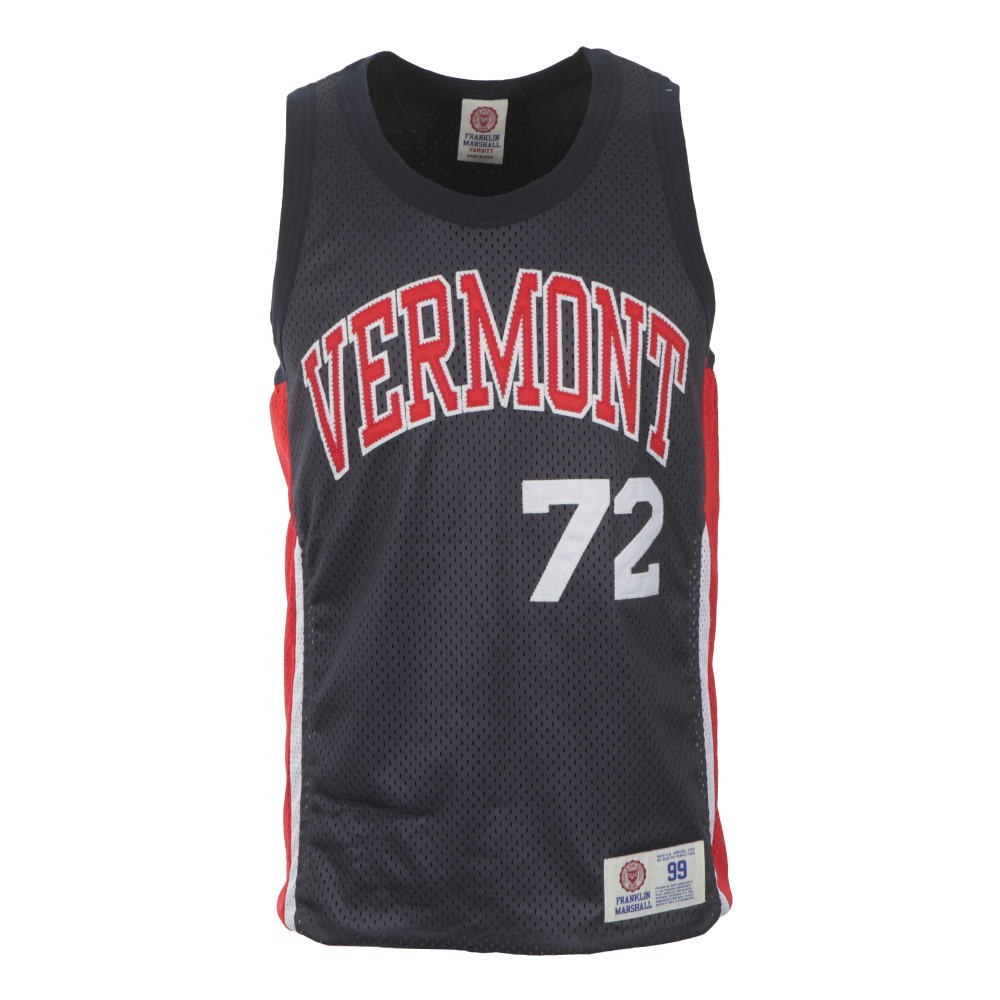 Vermont Basketball Vest main image