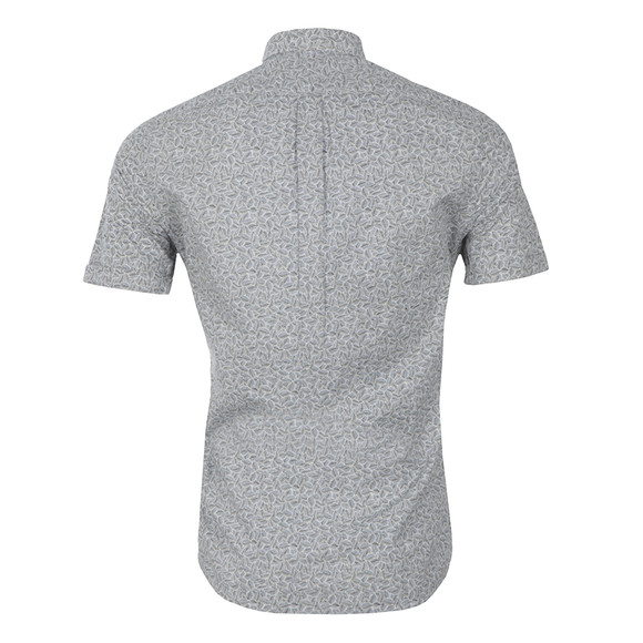 Diesel Mens Grey Palms Shirt main image