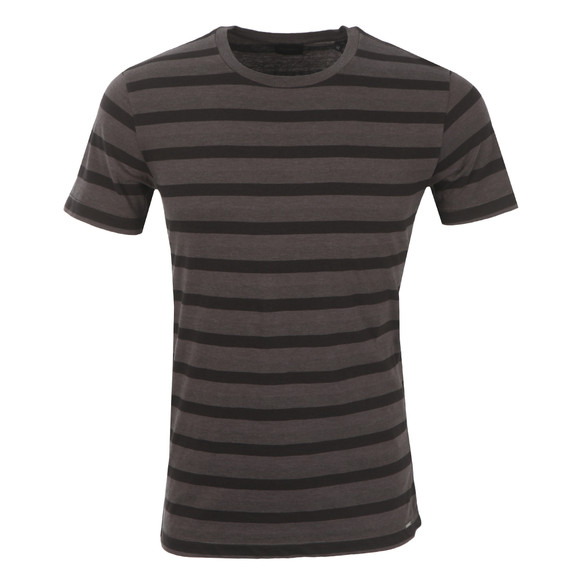 Diesel Mens Grey Mely T Shirt main image