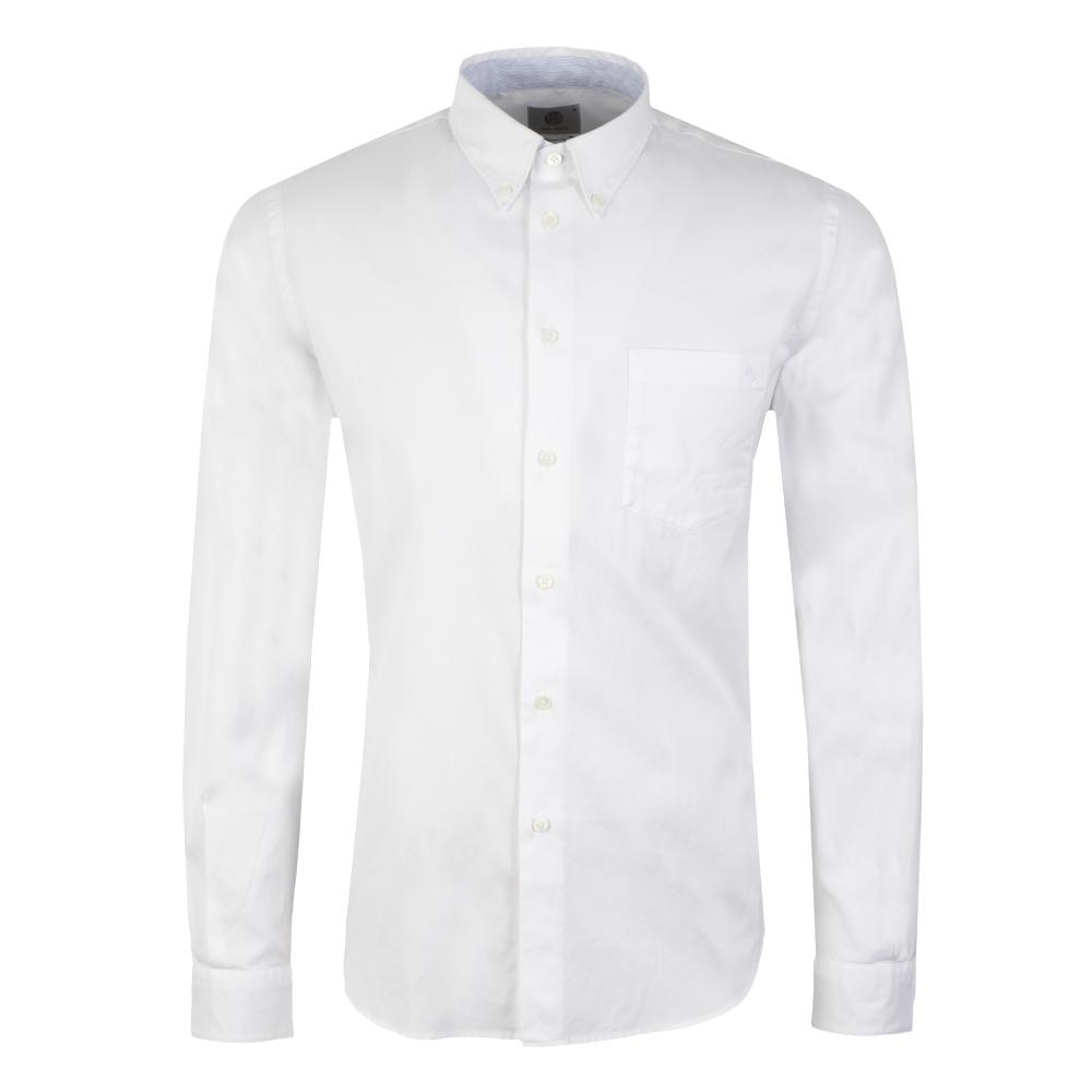 Casual Fit Plain Shirt