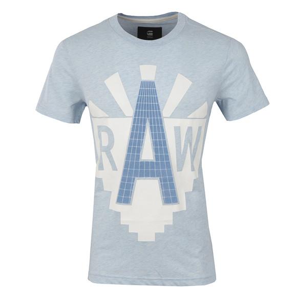G-Star Mens Blue Vodan T Shirt main image