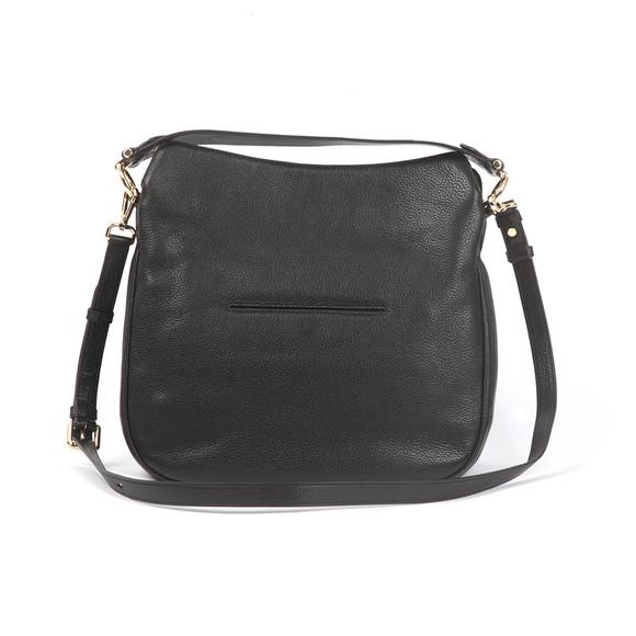 Michael Kors Womens Black Heidi Mid Shoulder Bag main image