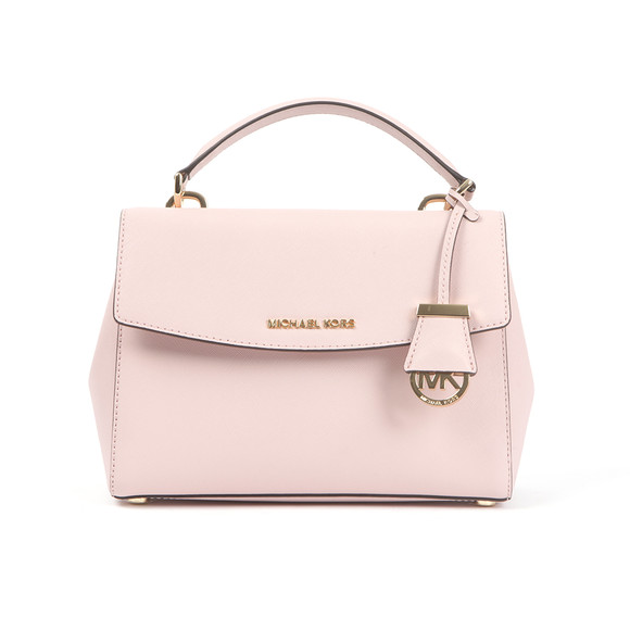 Michael Kors Womens Pink Ava Small Satchel main image