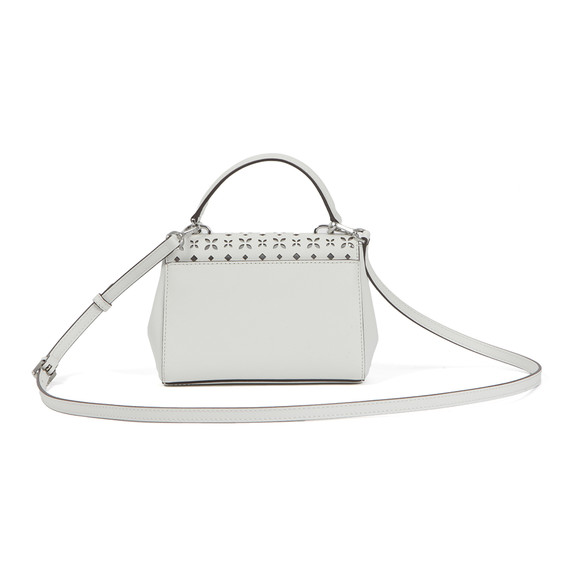 Michael Kors Womens White Ava XS Crossbody main image