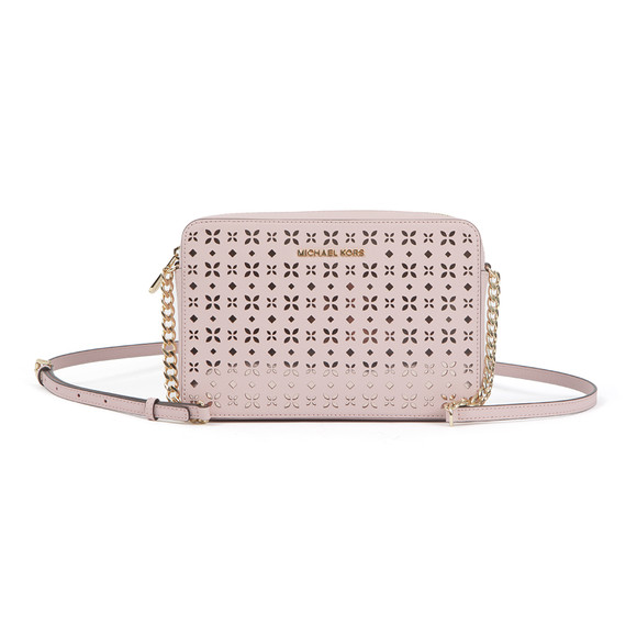 Michael Kors Womens Pink Large EW Crossbody Bag main image