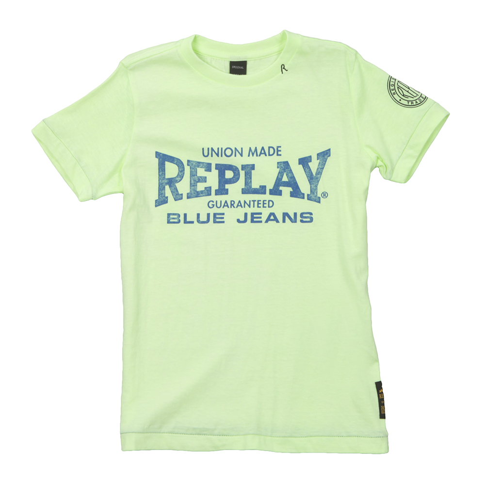 Boys Large Logo T Shirt main image