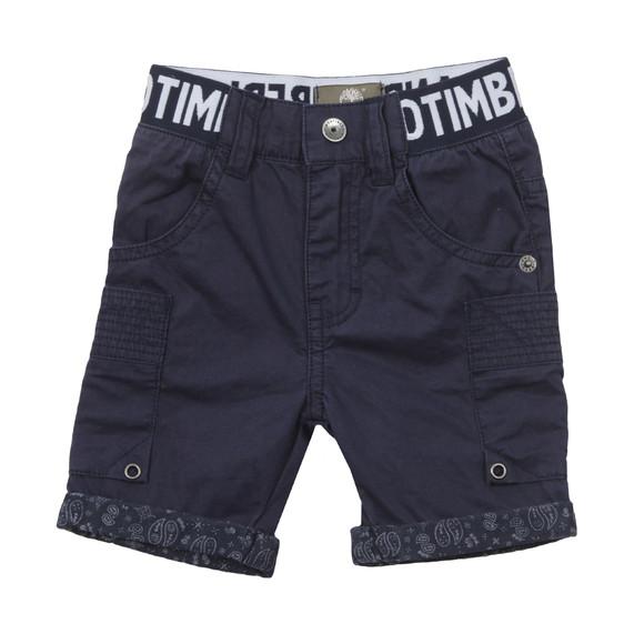 Timberland Boys Blue Baby T04816 Cargo Short main image