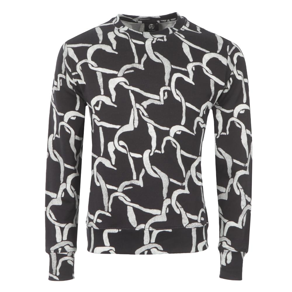 Linked Heart Sweatshirt main image