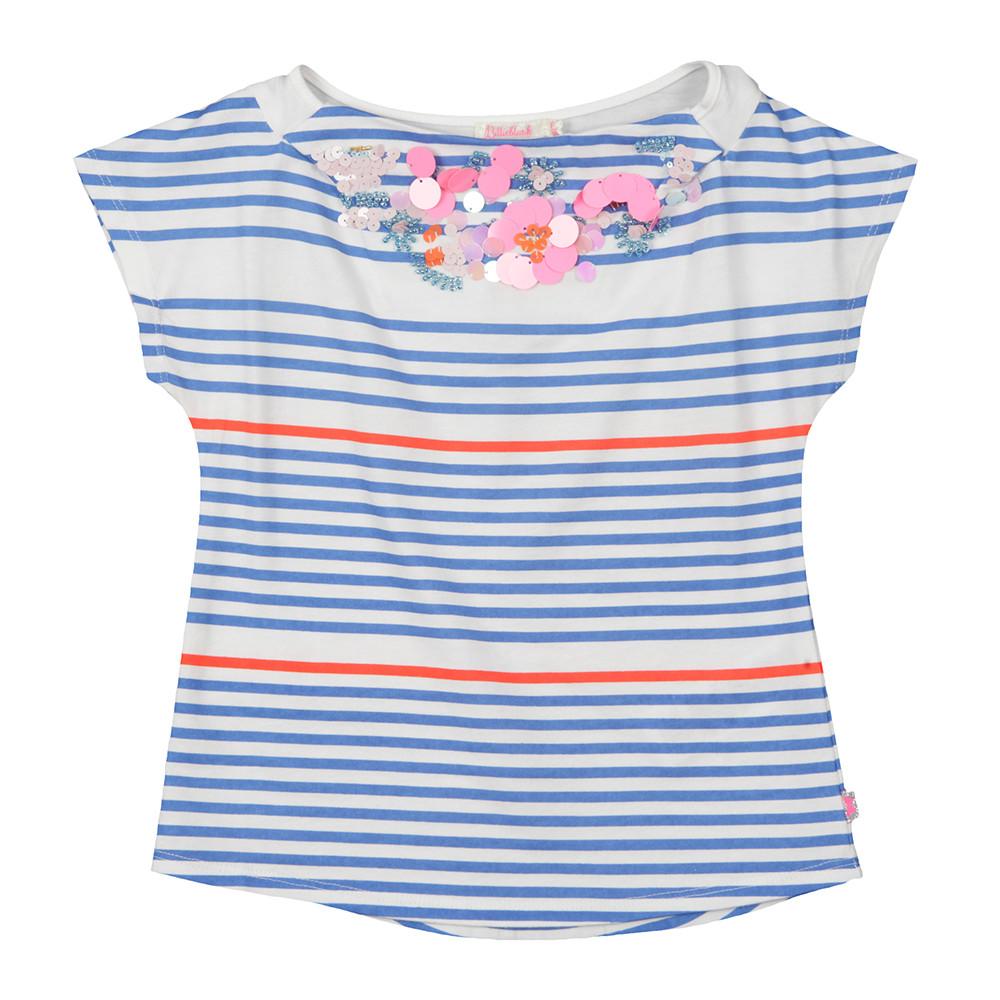 Girls U15309 Stripe T Shirt main image