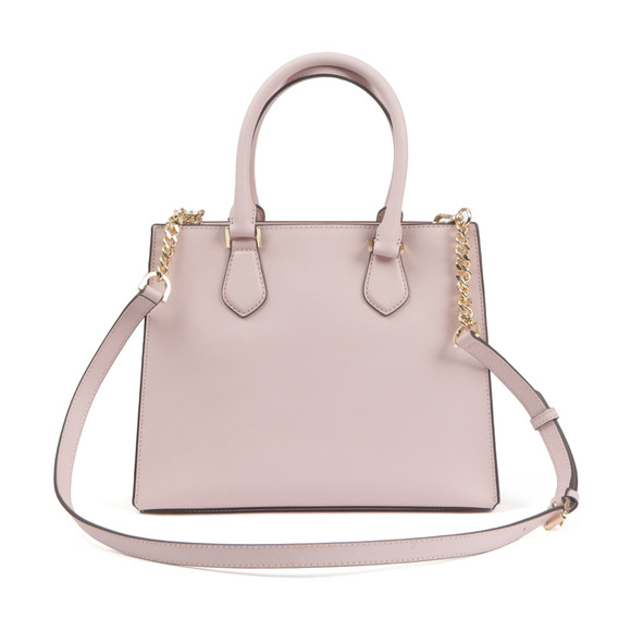 Michael Kors Womens Pink Bridgette Mid EW Tote Bag main image