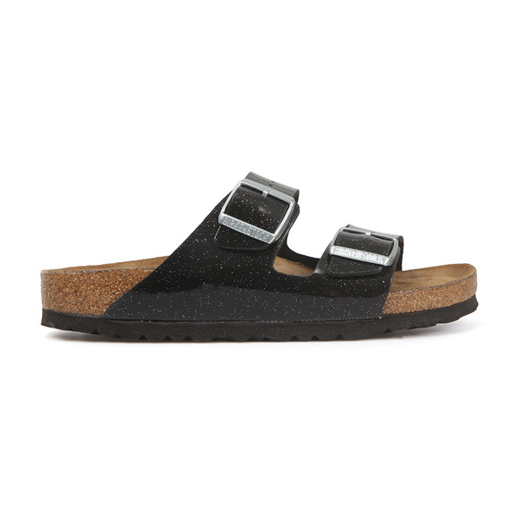 Birkenstock Womens Black Arizona Sandal main image
