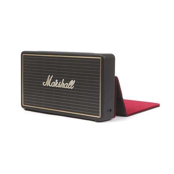 Marshall Unisex Beige Stockwell Speaker With Flip Case main image