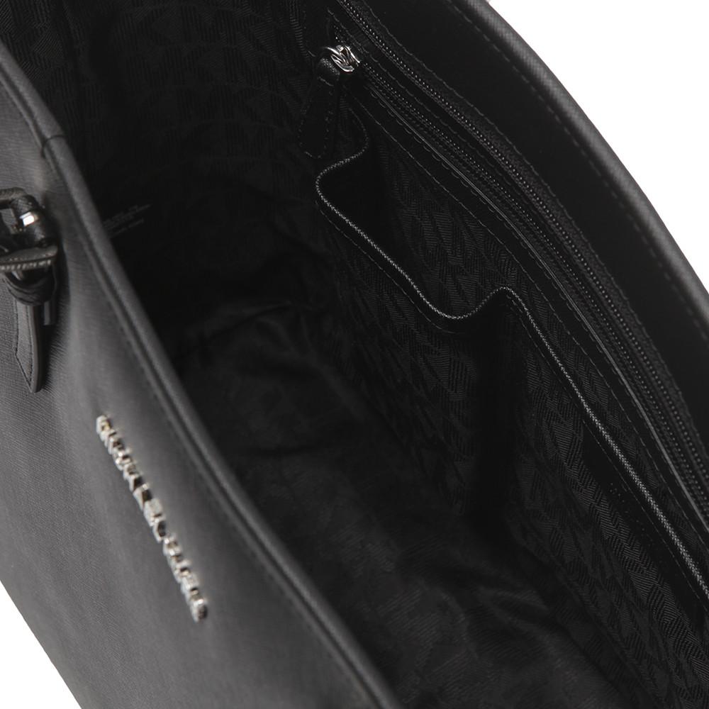 Jet Set Travel Top Zip Tote Bag main image
