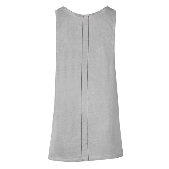 Religion Mens Grey Oil Wash Vest main image