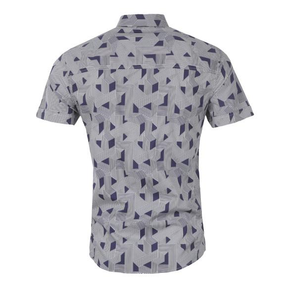 Religion Mens Blue Optic Shirt main image