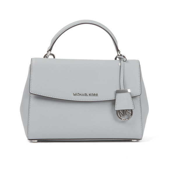 Michael Kors Womens Blue Ava Small Satchel main image