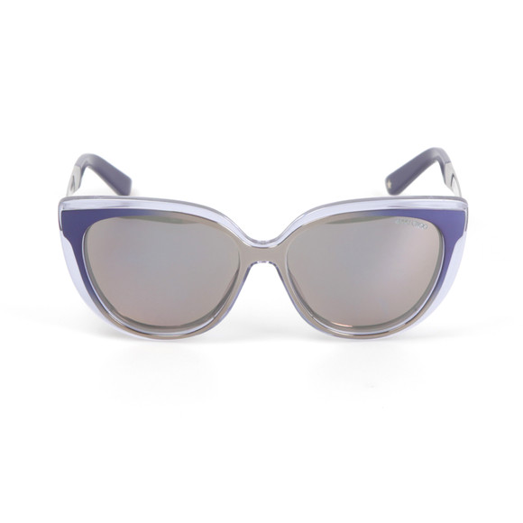 Jimmy Choo Womens Purple Cindy Sunglasses main image
