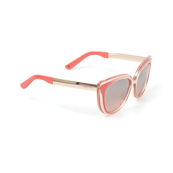 Jimmy Choo Womens Pink Cindy Sunglasses main image