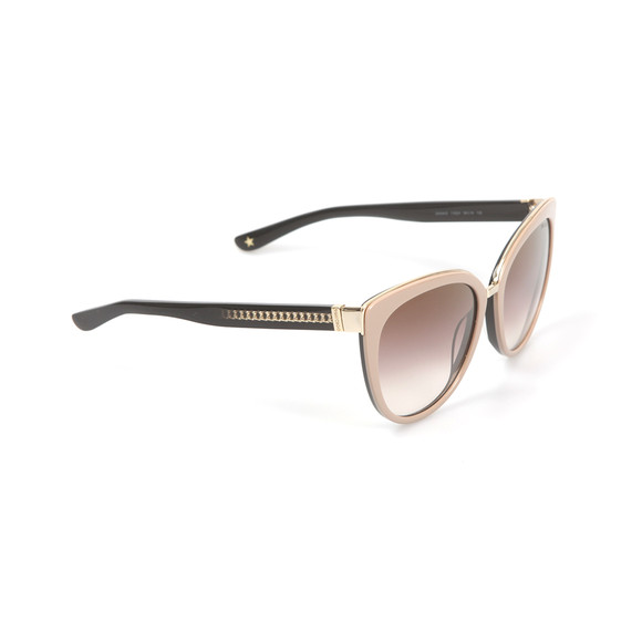 Jimmy Choo Womens Pink Dana Sunglasses main image